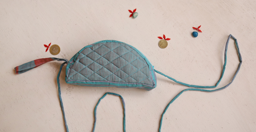 Getting carried away - Cotton Pouch - 6