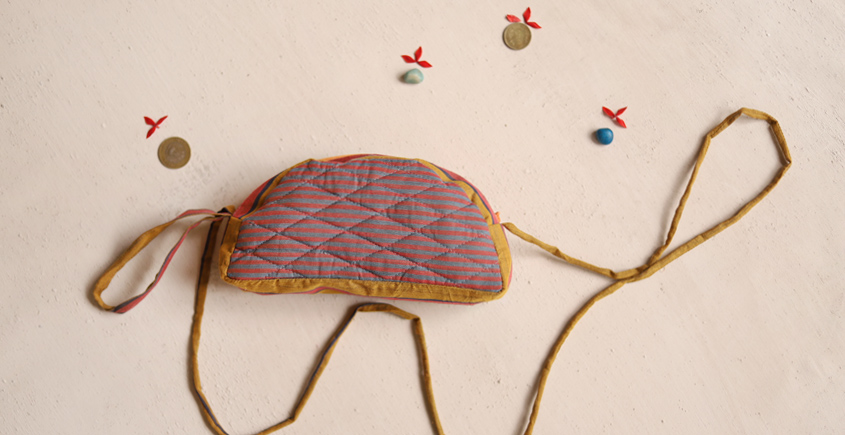 Getting carried away - Cotton Pouch - 7