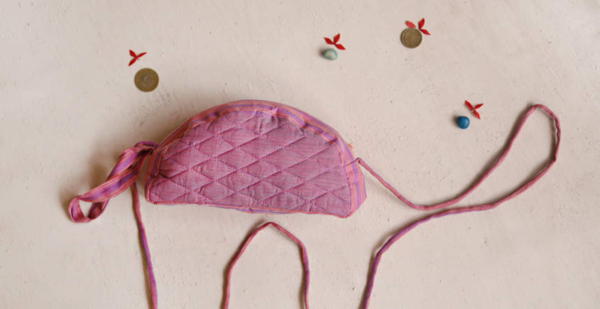 Getting carried away - Cotton Pouch - 10