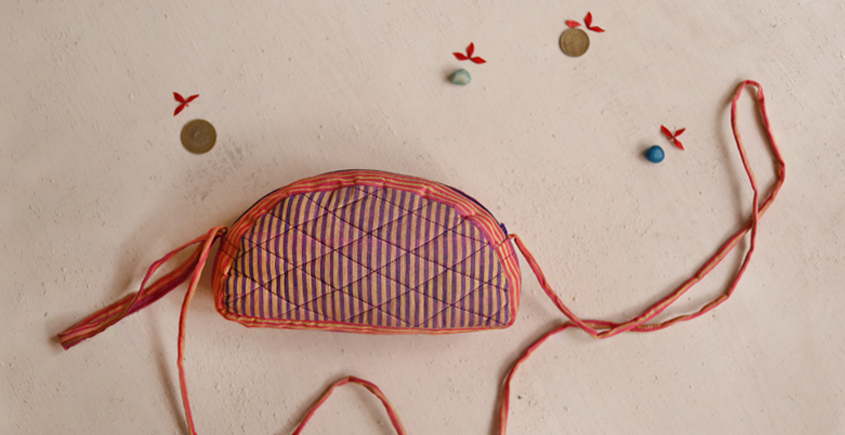 Getting carried away - Cotton Pouch - 14