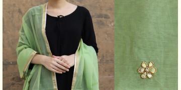 Meera ⚛ Chanderi Dupatta with Gota Patti Work ⚛ 13