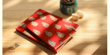 As vines covered the courtyard  ☀ Notebook ( Set of Two ) - 8