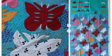 """Rural trails ⁂ Butterfly Wall Piece (29"""" x 45"""") ⁂ 1"""