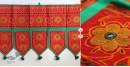 """shop Kutchi Embroidered Toran ( 38"""" x 16"""" )"""