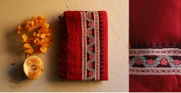Aghan | अगहन ⁂ Aari Embroidered Merino Wool Shawl ⁂ 21