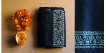 Aghan   अगहन ⁂ Aari Embroidered Merino Wool Shawl ⁂ 22