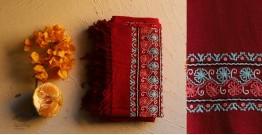 Aghan | अगहन ⁂ Aari Embroidered Merino Wool Shawl ⁂ 23