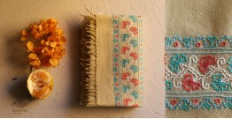 Aghan | अगहन ⁂ Aari Embroidered Merino Wool Shawl ⁂ 26