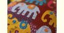shop online Elephant Applique Work Cushion Covers