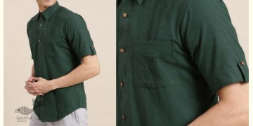 Ekansh ✫ Handwoven Cotton Shirt ✫ 10
