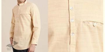 Ekansh ✫ Handwoven Cotton Shirt ✫ 2