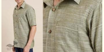 Ekansh ✫ Handwoven Cotton Shirt ✫ 12