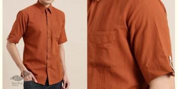 Ekansh ✫ Handwoven Cotton Shirt ✫ 4