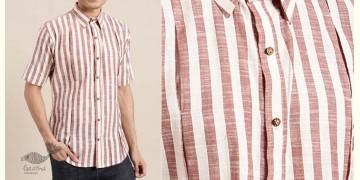 Ekansh ✫ Handwoven Cotton Shirt ✫ 5
