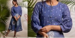 Zen ❁ Tie & Dye ❁ Handwoven Cotton Dress ❁ 10