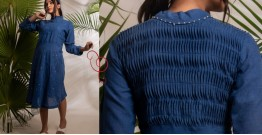 Zen ❁ Tie & Dye ❁ Handwoven Cotton Dress ❁ 11
