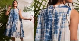 Zen ❁ Tie & Dye ❁ Handwoven Cotton Dress ❁ 7