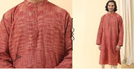 Ekansh ✫ Handwoven Cotton Long Kurta ✫ 26