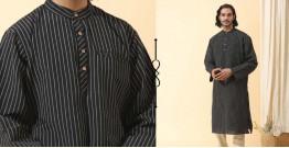 Ekansh ✫ Handwoven Cotton Long Kurta ✫ 27