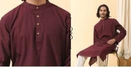 Ekansh ✫ Handwoven Cotton Long Kurta ✫ 28