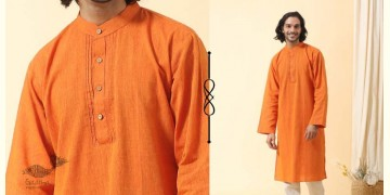 Ekansh ✫ Handwoven Cotton Long Kurta ✫ 29