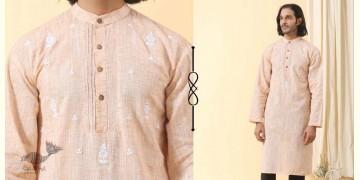 Ekansh ✫ Handwoven Cotton Long Kurta ✫ 37