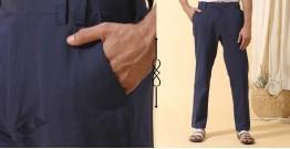 Ekansh ✫ Handwoven Cotton Men's Trousers ✫ 34