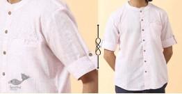 Ekansh ✫ Handwoven Cotton Shirt ✫ 23