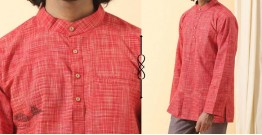 Ekansh ✫ Handwoven Cotton Short Kurta ✫ 32