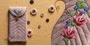 बहार ❣ Handwoven Cotton ❣ Spectacle Pouch ❣ 1