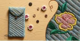 बहार ❣ Handwoven Cotton ❣ Spectacle Pouch ❣ 2