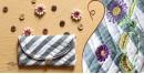 बहार ❣ Handwoven Cotton ❣ Spectacle Pouch ❣ 5