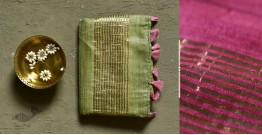 कुमुद ❂ Handwoven Silk Saree ❂ 1