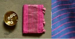 कुमुद ❂ Handwoven Silk Saree ❂ 2