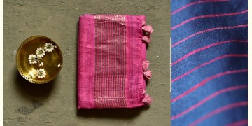 कुमुद ❂ Handwoven Silk Saree ❂ 2