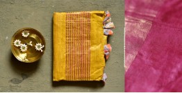 कुमुद ❂ Handwoven Silk Saree ❂ 3