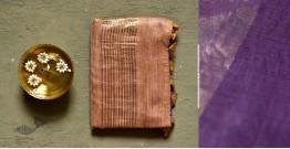 कुमुद ❂ Handwoven Silk Saree ❂ 4
