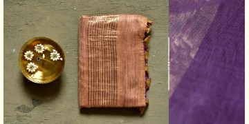 कुमुद ❂ Handwoven Silk Saree ❂ 4