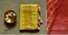 कुमुद ❂ Handwoven Silk Saree ❂ 5