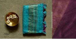 कुमुद ❂ Handwoven Silk Saree ❂ 8