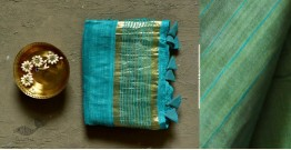 कुमुद ❂ Handwoven Silk Saree ❂ 9