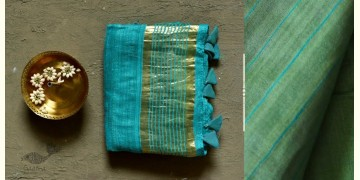 कुमुद ❂ Handwoven Silk Saree ❂ 9