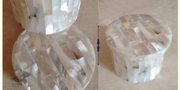 तराश ☘ Pacchikari (Inlay) Marble Box ☘ 29