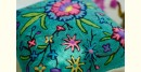 गुल ✩ Kashmiri Ari Embroidery Cushion Cover (16 x 16) ✩ 21