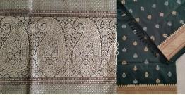 Jaanki . जानकी ✽ Handwoven Banarasi Silk Saree ✽ 29