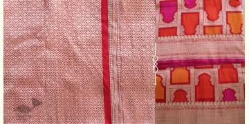 Jaanki . जानकी ✽ Handwoven Banarasi Silk Saree ✽ 32