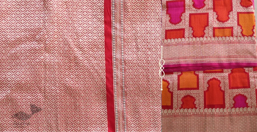 Jaanki . जानकी ✽ Handwoven Banarasi Silk Saree ✽ 32