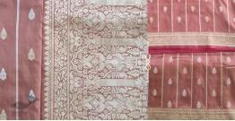 Jaanki . जानकी ✽ Handwoven Banarasi Silk Saree ✽ 23