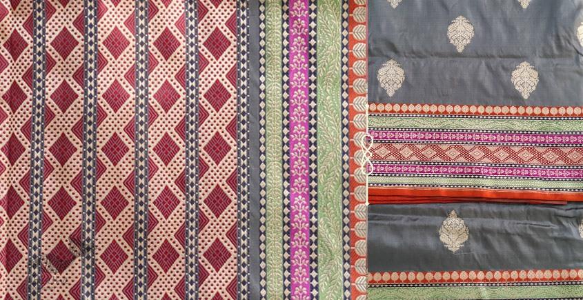 Jaanki . जानकी ✽ Handwoven Banarasi Silk Saree ✽ 24