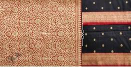 Jaanki . जानकी ✽ Handwoven Banarasi Silk Saree ✽ 26